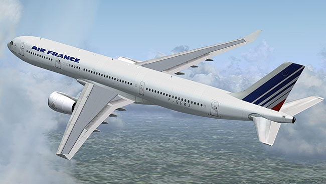 AFS-Design - Airbus Collection Air France v2
