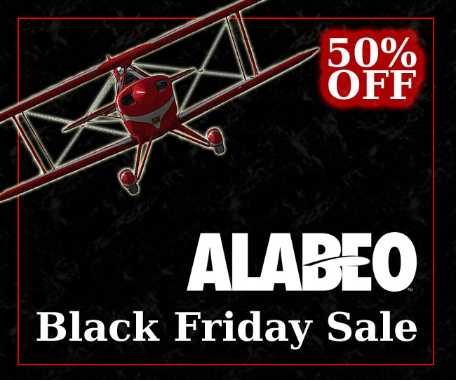 Alabeo Black Friday Sale