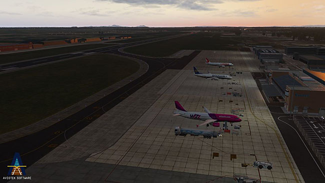 Aviotek Simulation Software Previews Treviso Airport