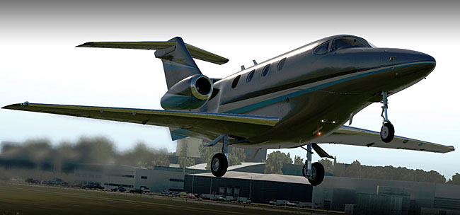 Carenado - 390 Premier 1A for X-Plane