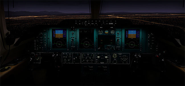 Carenado - 390 Premier 1A for X-Plane cockpit