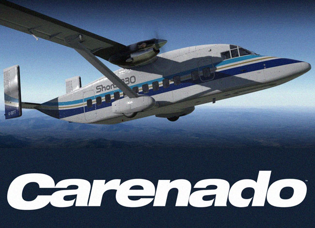 Carenado S330 P3D/FSX Released