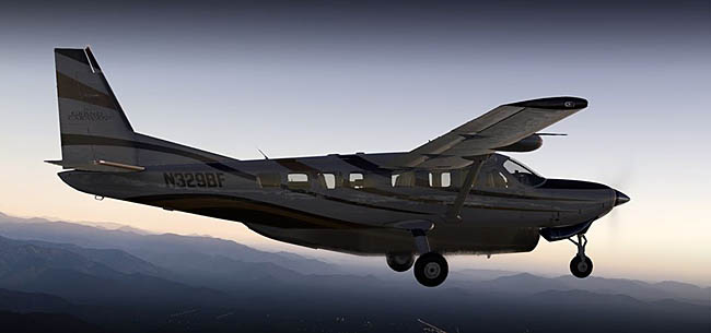 Carenado - Grand Caravan EX G1000 For X-Plane 11