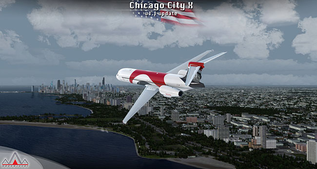 Drzewiecki Design - Chicago City X v1.1