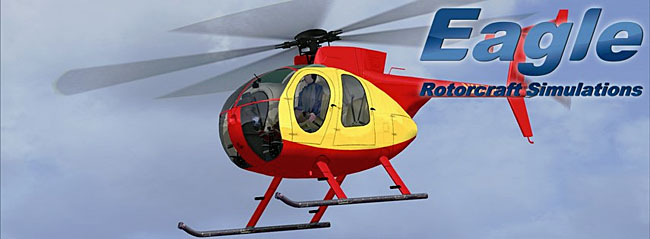 Eagle Rotorcraft Simulations MD500 Release Candidate