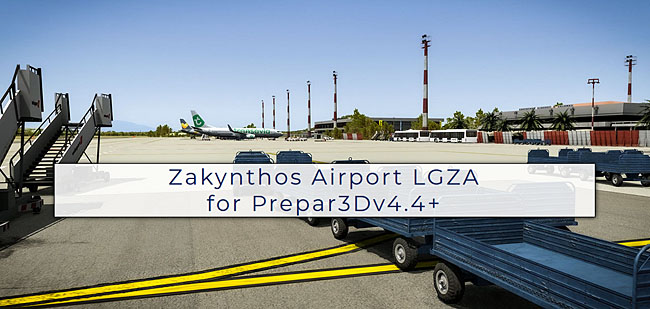 Fangzahn Aviation Studios Releases LGZA For P3D