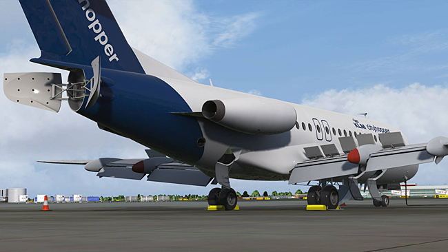 Just Flight - Fokker 28