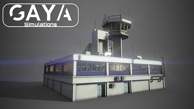 Gaya Simulations Previews Kos-Ippokratis Airport