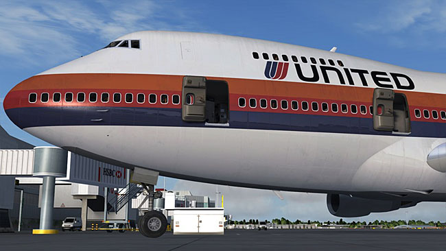 Just Flight Previews 747 Classic
