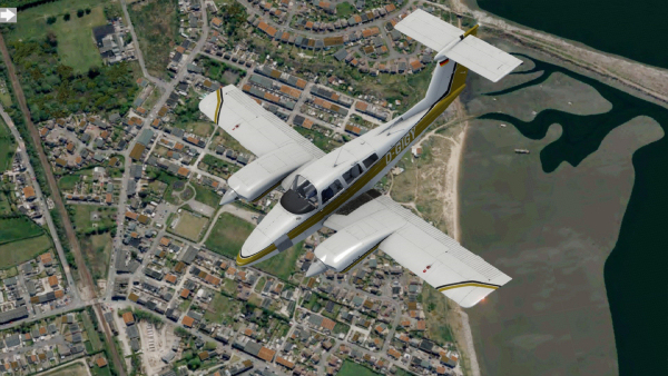 Just Flight - NexGen 3D VFR Scenery