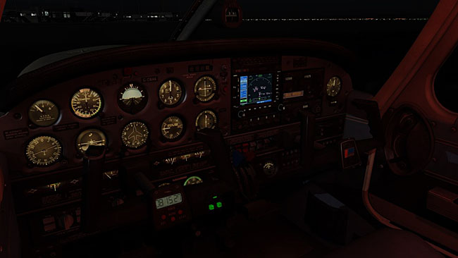 Just Flight Turbo Arrow For Aerofly FS 2
