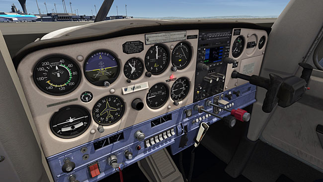 Just Flight Releases C152 For Aerofly FS 2 cockpit