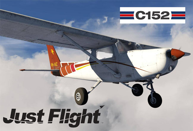 Just Flight Releases C152 For Aerofly FS 2
