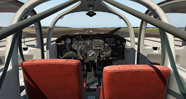 Just Flight - PA-38 Tomahawk For X-Plane 11