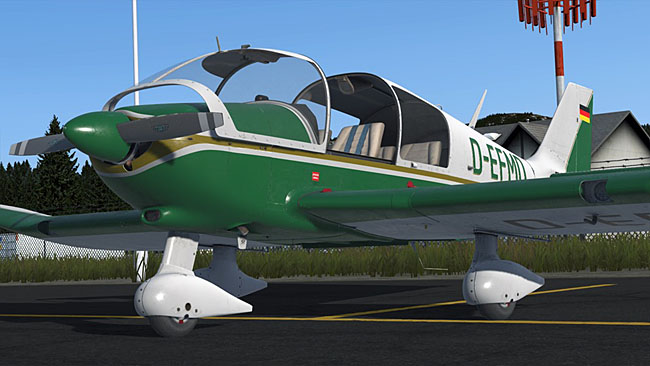 Just Flight DR400 Coming Soon For FSX/P3D