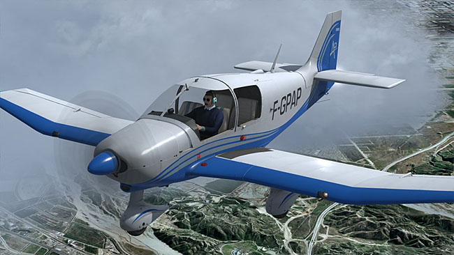 Just Flight DR400 For FSX/P3D
