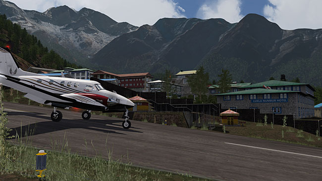 Lukla - Mount Everest - Extreme for Aerofly FS 2