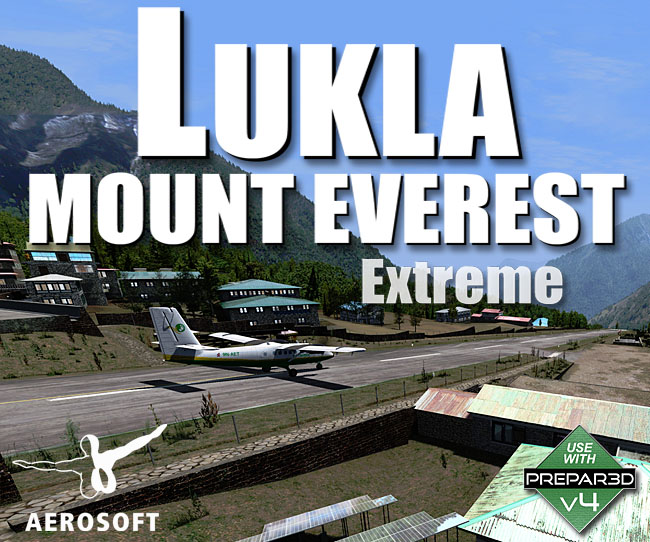Aerosoft - Lukla Mount Everest Extreme