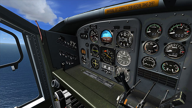 Milviz - PC-6 Turbo Porter For FSX Steam