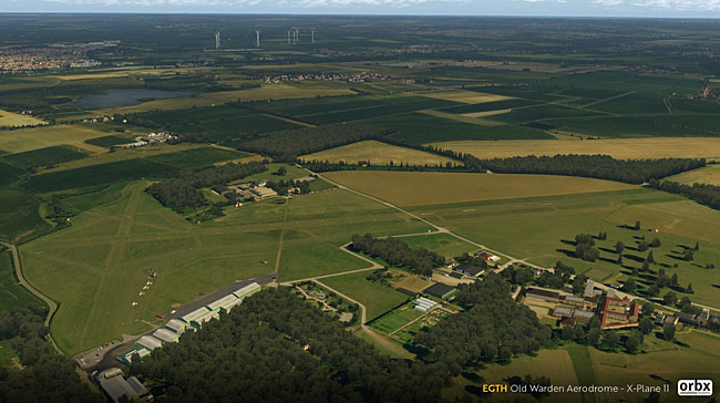 Orbx - EGTH Old Warden for X-Plane 11