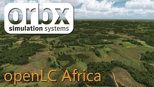 Orbx - Update on openLC Africa and Asia