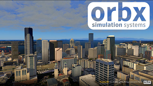 Orbx - TrueEarth US Washington Enhancement Pack For X-Plane 11