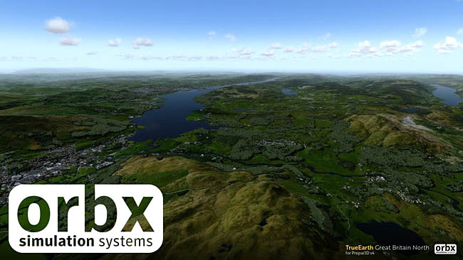 Orbx - TrueEarth Great Britain