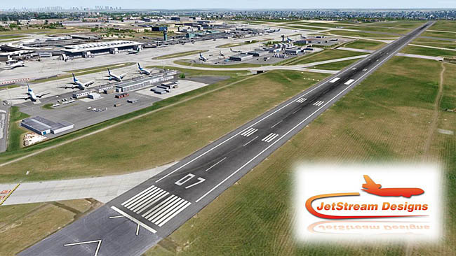 Jetstream Designs Orly Airport Update