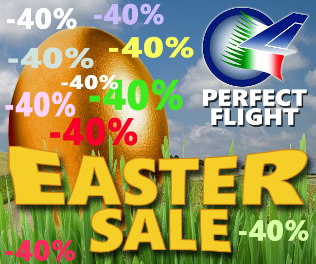 Perfect Flight Easter Sale