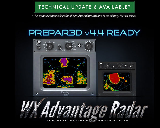 WX Advantage Radar