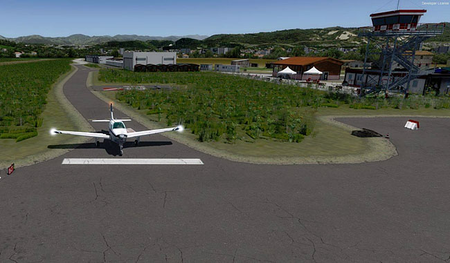 Skyline Simulations - Alvaro Leonardi Airport LIAA for Prepar3D