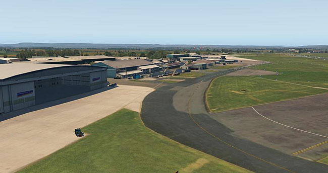 UK2000 Scenery - Exeter Xtreme X-Plane Edition