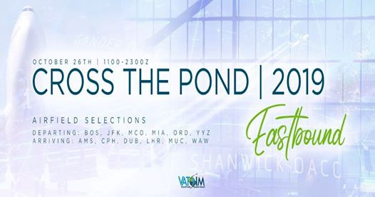 VATSIM - Cross The Pond Event