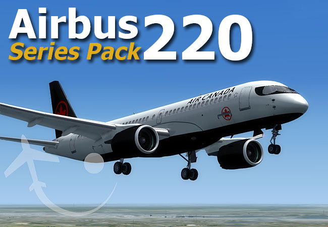 Virtualcol - Airbus A220 Series Pack