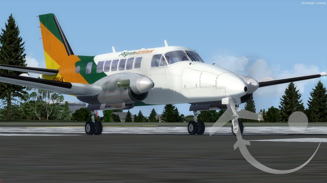 Virtualcol - Beechcraft 99 Series Pack FSX/P3D