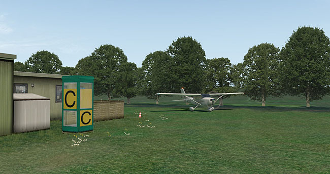 Vidan Design - Grena Airfield