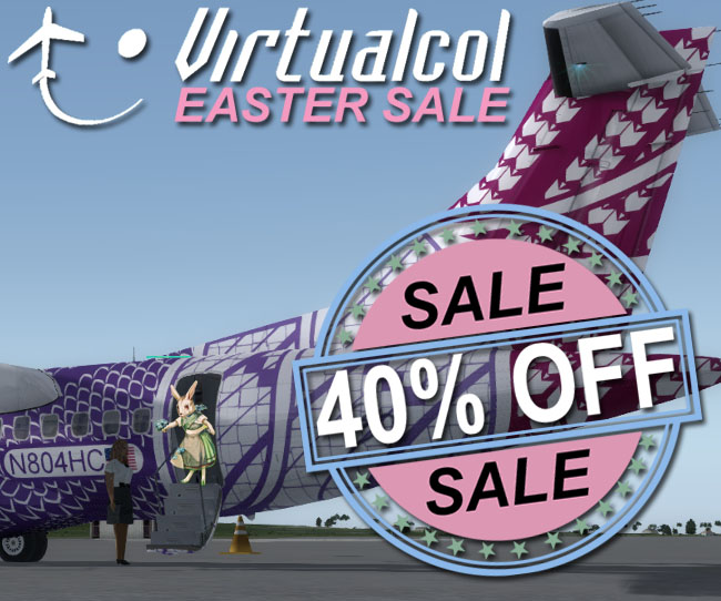 Virtualcol Easter Sale