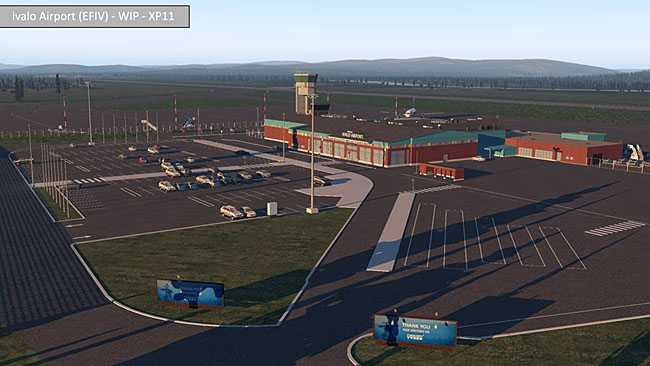 SouthWings - Ivalo Airport