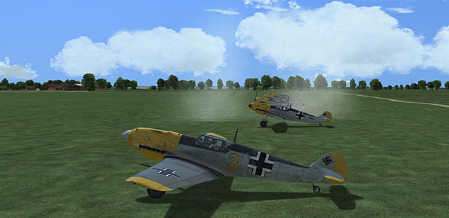 Wings Over The Reich - Spitfire