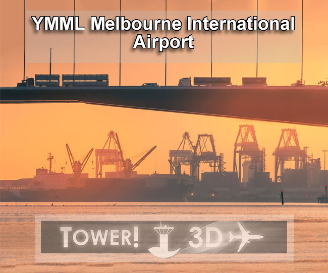 FeelThere - YMML Melbourne For Tower!3D