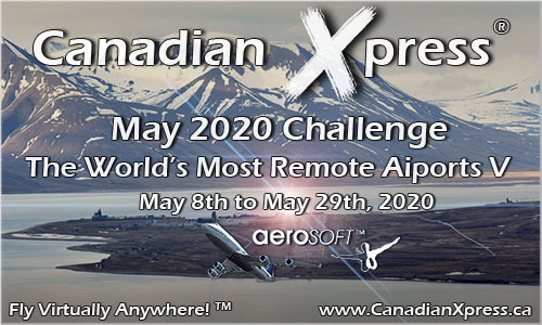 Canadian Xpress May 2020 Monthly Challenge