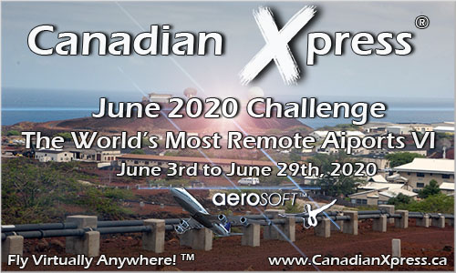Canadian Xpress June 2020 Monthly Challenge