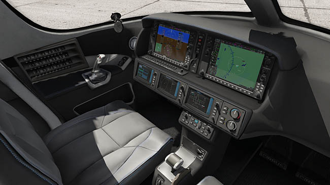 X-Plane Cirrus Vision Jet POH Released