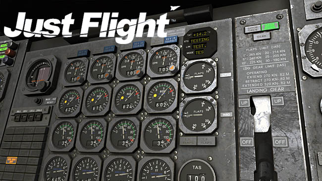 Just Flight 747 Classic - Dev Update Part 1