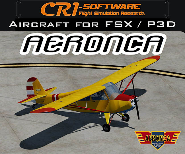 CR1-Software – Aeronca Champ for FSX/P3D