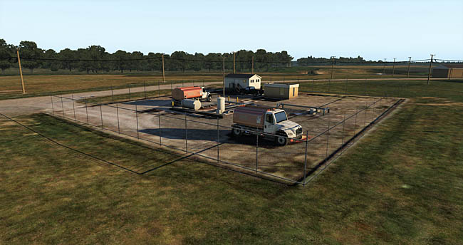 Airfield Canada - CYQY - J.A. Douglas McCurdy Sydney Airport for X-Plane 11