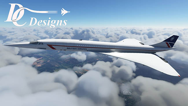 DC Designs Concorde Ready For Release