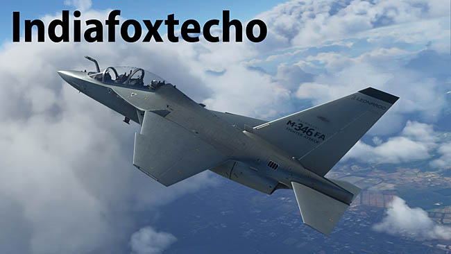 Indiafoxtecho M-346 Development Continues