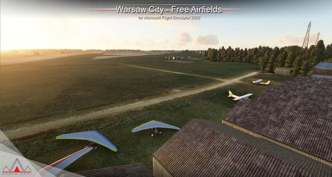 Drzewiecki Design Releases Free MSFS Airports