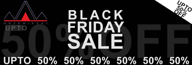 Drzewiecki Design Black Friday Sale